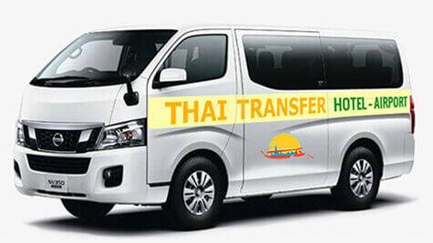 thaitransfer van