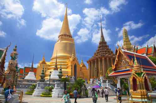 Tour in Bangkok