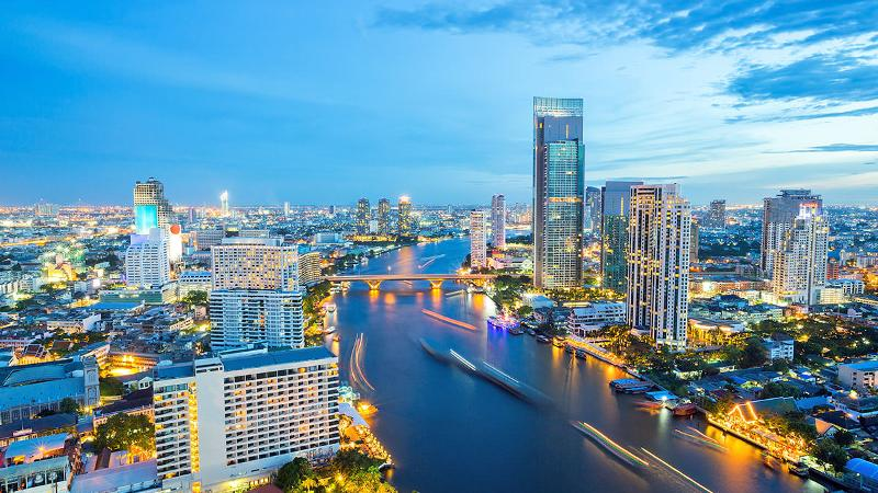 Bangkok is now the most visited city in the world